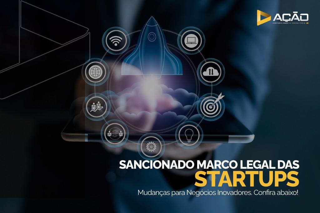 Sancionado Novo Marco Legal das Startups – Lei Complementar 182/2021